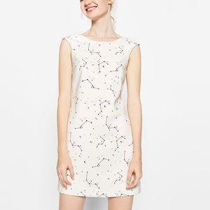 Zara Constellations Trafaluc Collection Dress